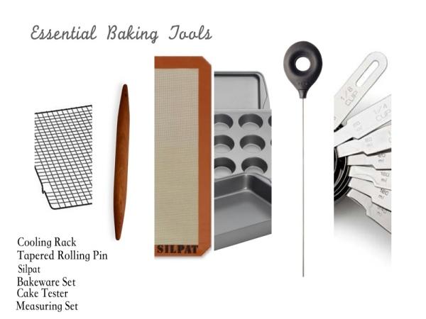 essential bakeware